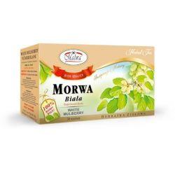 MALWA Herbatka Morwa Biała, 20 torebek