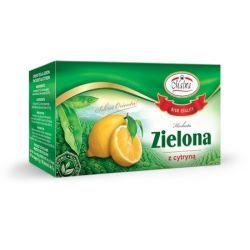 MALWA Herbata Zielona z Cytryną, 20 torebek