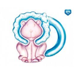 Gryzak wodny dwukolorowy lew Canpol babies