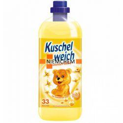Kuschelweich Skoncentrowany Płyn do Płukania Sommerliebe Żółty 990 ml