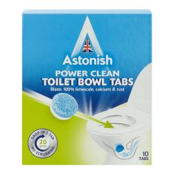 Astonish ® Tabletki Do Czyszczenia Toalety 10 szt