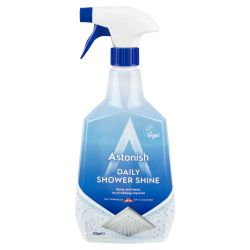Astonish® Shower Spray - Preparat do Prysznica i Wanny 750 ml