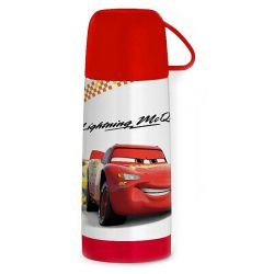 Termos 320Ml Cars Magic
