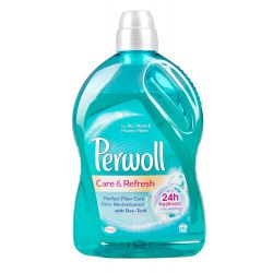 PERWOLL Care&Refresh Płyn do prania 2,7 l