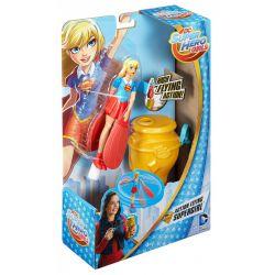 Mattel Super Hero Girls Latająca bohaterka + wyrzutnia 363433