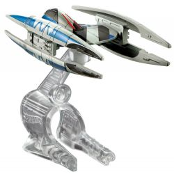 Mattel Star Wars Hot Wheels Statek kosmiczny Vulture Droid CGW71