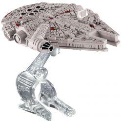 Mattel Star Wars Hot Wheels Statek kosmiczny Millenium Falcon CGW56 as. CGW52