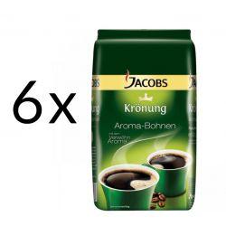 Promo zestaw Jacobs Kronung Aroma-Bohnen Kawa ziarnista 500g