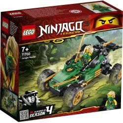 Lego® Ninjago - Dzunglowy Scigacz