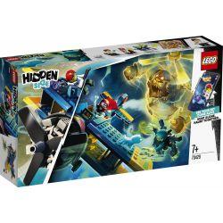 Lego® Hidden Side - Samolot Kaskaderski El Fuego