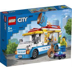 Lego® City - Furgonetka Z Lodami