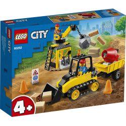 Lego® City - Buldozer Budowlany