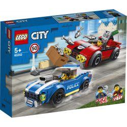 Lego® City - Aresztowanie Na Autostradzie