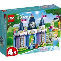 Lego® Disney Princess - Przyjecie W Zamku Kopciuszka