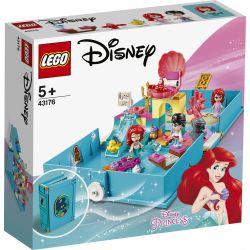 Lego® Disney Princess - Ksiazka Z Przygodami Arielki