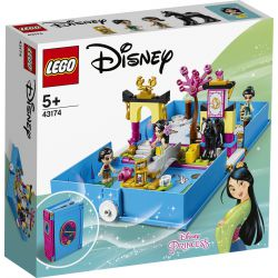 Lego® Disney Princess - Ksiazka Z Przygodami Mulan