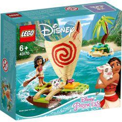 Lego® Disney Princess - Oceaniczna Przygoda Vaiany
