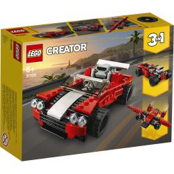 Lego® Creator - Samochod Sportowy