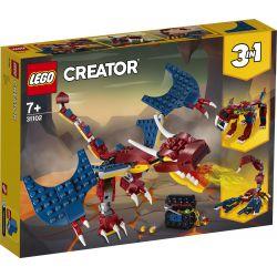 Lego® Creator - Smok Ognia