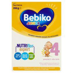 Bebiko Junior 4 NUTRIflor Expert Mleko modyfikowane 350g