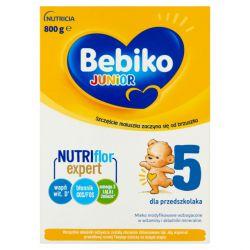 Bebiko 5 NUTRIflor Expert Mleko modyfikowane 800g