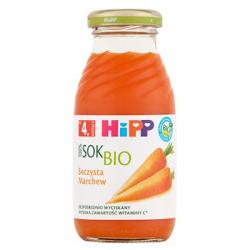Hipp Sok soczysta marchew BIO 200 ml