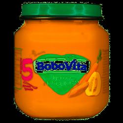 Zupka dyniowa z królikiem BoboVita