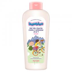 Żel do mycia ciała i włosów 2w1 Bolek i Lolek 400 ml Bambino Dzieciaki