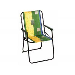Krzesło turystyczne piccolo multikolor