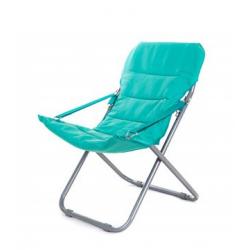 Składany fotel Varadero Happy Green