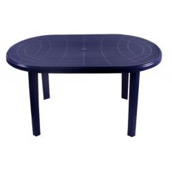 Stół ogrodowy Jantar 135 x 80 cm, mix kolorów