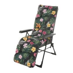 Fotel ogrodowy malaga plus zielony