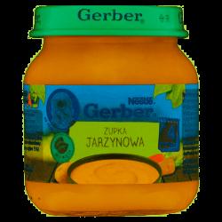 Gerber zupka jarzynowa 4m+ 125g Nestle