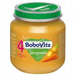 Bobovita zupka jarzynowa 4m+ 125g Nutricia