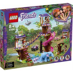 Lego Friends Baza Ratowniczna Leg41424