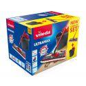 Vileda Zestaw UltraMax BOX - mop płaski + wiadro
