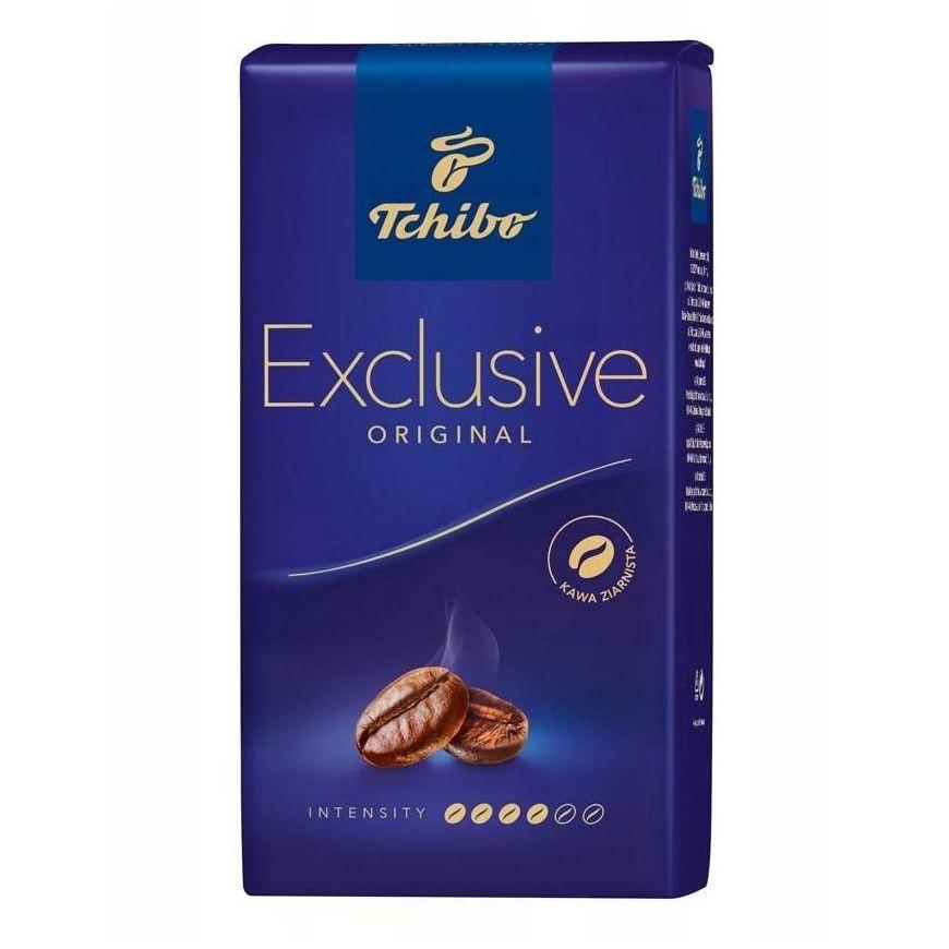 Kawa ziarnista Exclusive 1 kg TCHIBO
