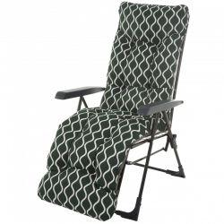 Fotel ogrodowy Malaga Plus zielony PATIO