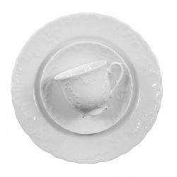 Ćmielów Zestaw obiadowy ROCOCO MARIA dla 12 osób 44 el. 0001