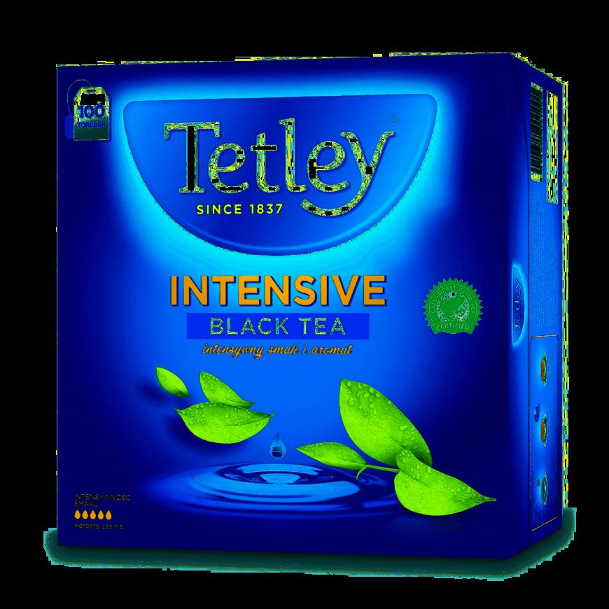 Herbata czarna Tetley Intensive Black 100 torebek
