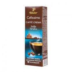 Tchibo Caffe Crema India Sirisha 10 kapsułek
