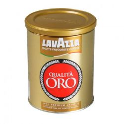 LavAzza Qualita Oro Kawa mielona w puszce 250g