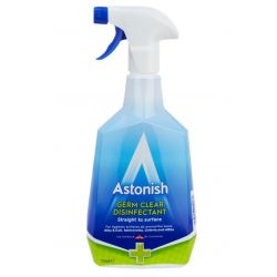 Astonish 4in1 Disinfectant Spray Płyn do dezynfekcji 750 ml