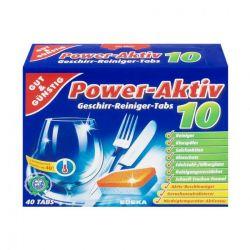 G&G Power-Aktiv Tabletki do zmywarki 40szt.