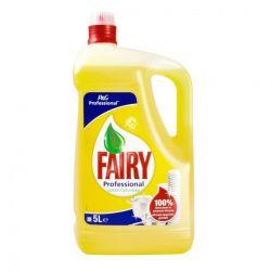 Fairy Professional Płyn do mycia naczyń cytrynowy 5L