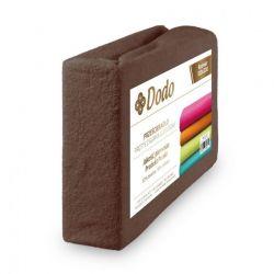 Ręcznik Bella, czekoladowy, 30 x 50 cm