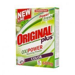 Original Plus Color Proszek do prania kolorowych ubrań 600g