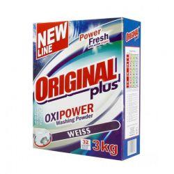 Original Plus Weiss Proszek do prani białych tkanin 3 kg