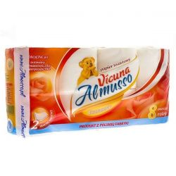 Almusso Vicuna Papier toaletowy Economic 8 szt