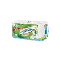 Almusso Camilla Papier toaletowy Rumiankowy 16 szt